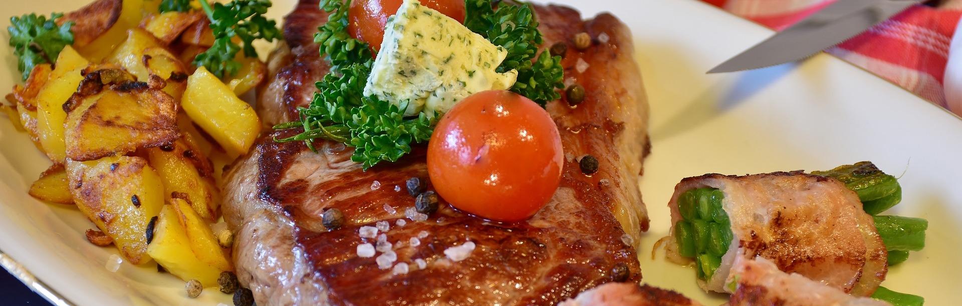 Steakhouse im Rohrbachtal